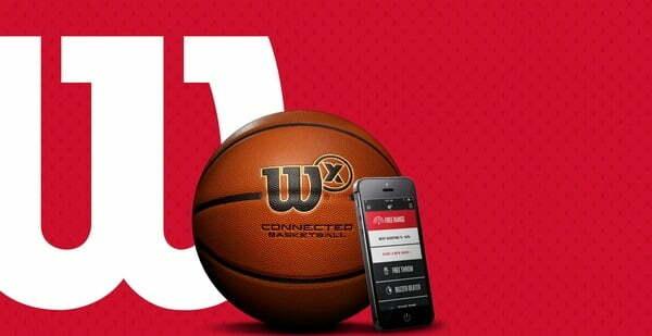 баскетбольный мяч Wilson X