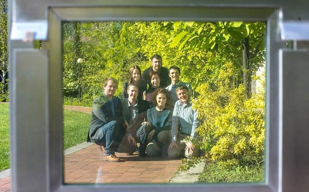 прозрачные окна из квантовых точек для электричества