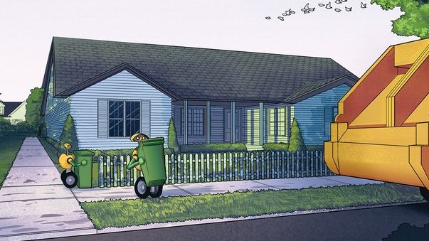 ROAR Роботы для уборки мусора