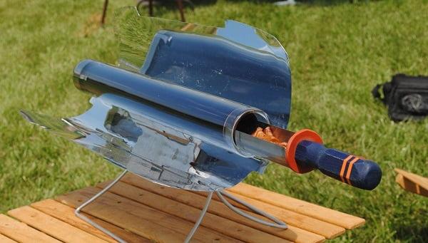 Портативная солнечная панель