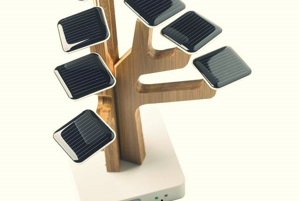 Solar Suntree дерево с солнечными панелями