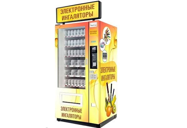 Автомат по продаже электронных сигарет